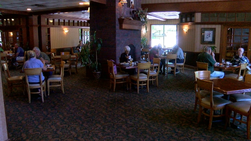 Traditions in Tyler says they're at an advantage because they have a dining room big enough to...