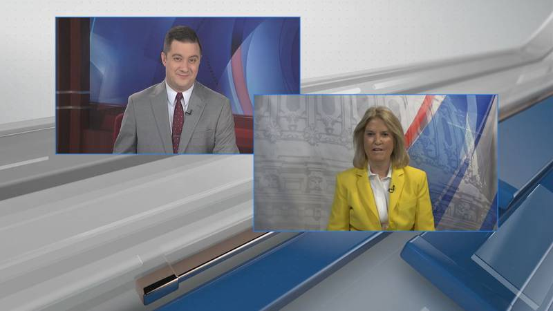 Gray TV Chief National Political Analyst Greta Van Susteren joined Lane Luckie on East Texas...
