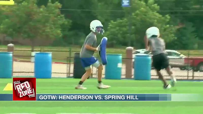 Red Zone Preview: What to expect from Week 4 in East Texas high school football
