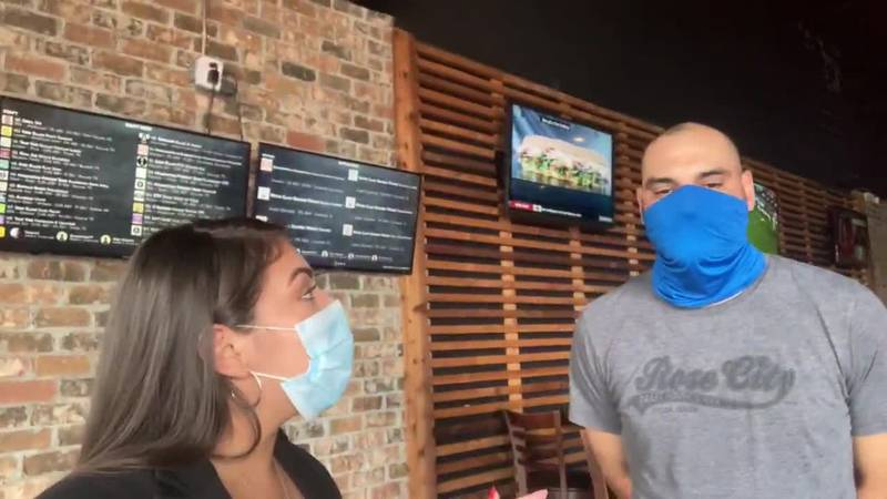 Tyler bar owner talks about impact of COVID-19 shutdown