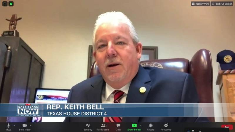 TX Rep. Keith Bell spoke to ETN about some of his priorities for the filing session in the...