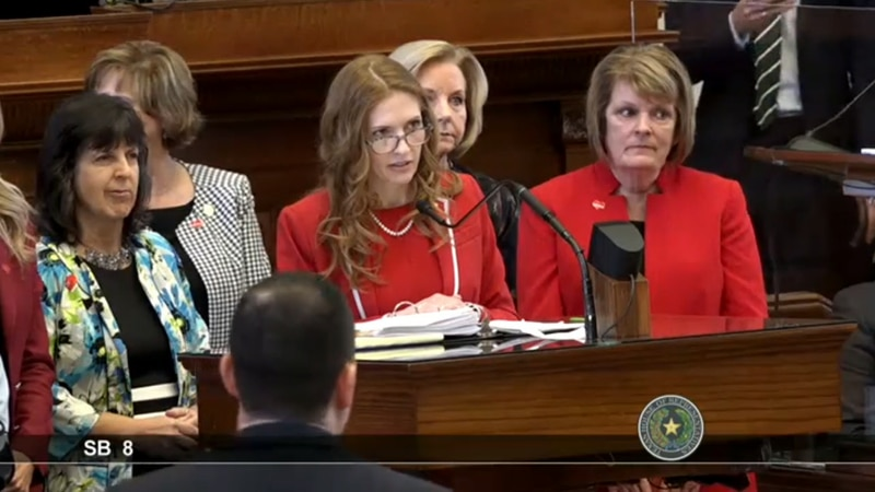Texas House OKs Sen. Hughes fetal heartbeat bill in prelim vote