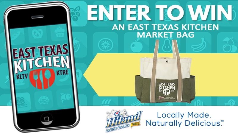 East Texas Kitchen Market Bag