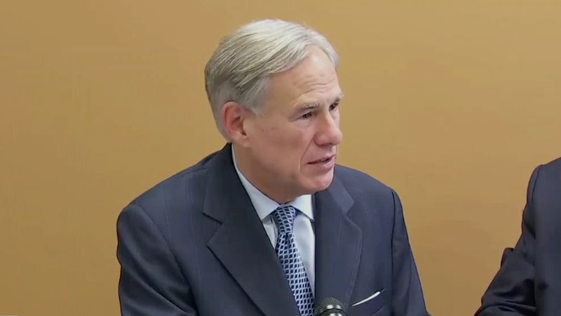 Gov. Abbott declines to throw first pitch at Texas Rangers game