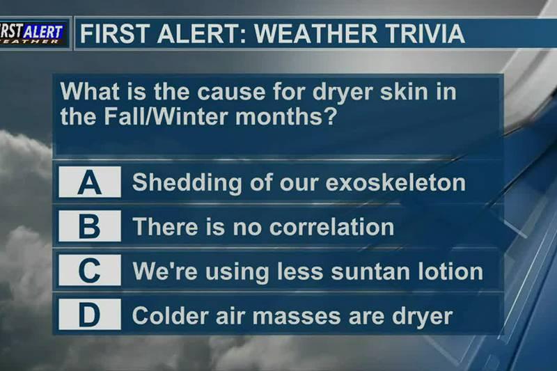 Saturday Weather Trivia 10-16-21