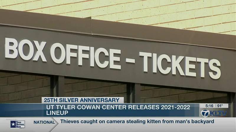 Cowan Center Reveal