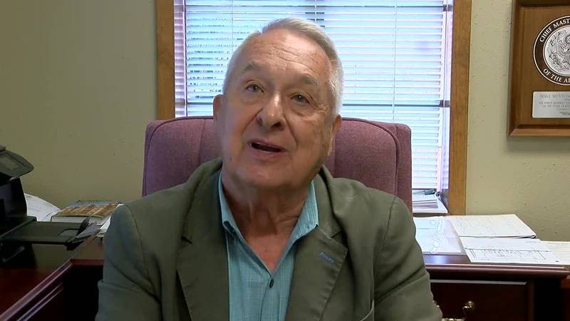 Angelina County Judge Lymbery says he wasn't part of meeting