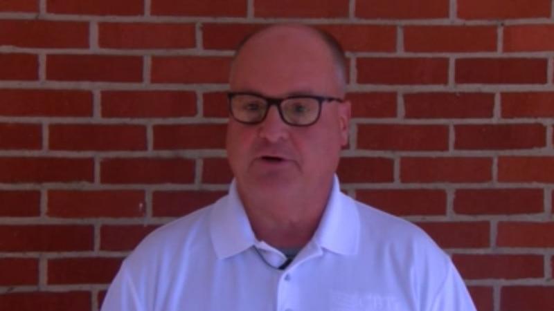 Nacogdoches Mayor Jimmy Mize