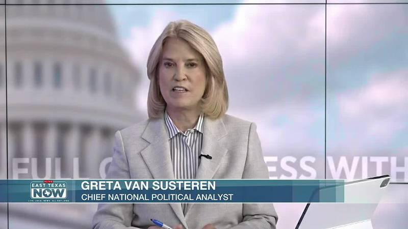 Greta Van Susteren explains need for speed to pass infrastructure bill
