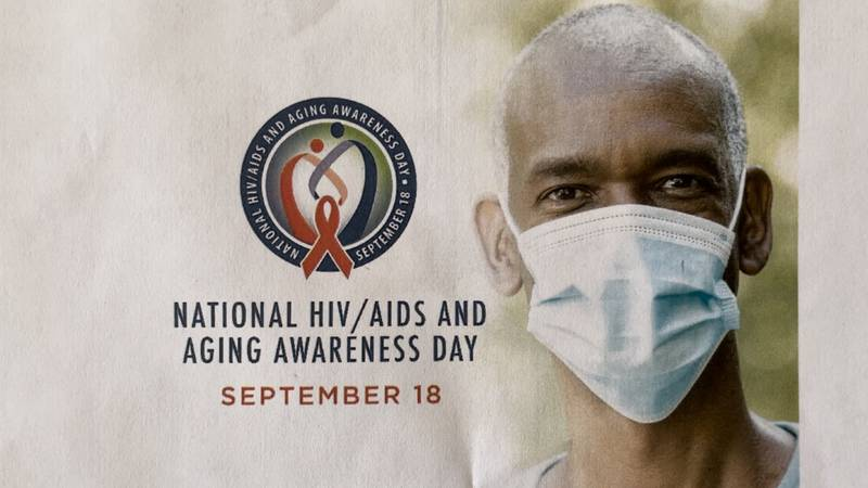 National HIV/AIDS and Aging Awareness Day conversation at Senior Villages in Nacogdoches