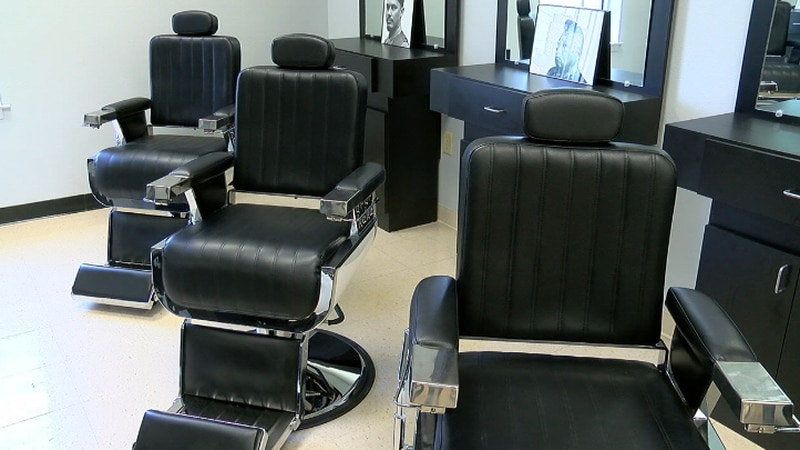 Salons in Texas cannot open for at least another two weeks.