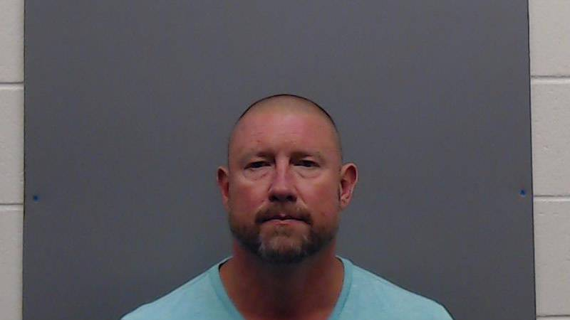 Daniel Crawford, 45, was booked into the Smith County Jail for possession of a controlled...