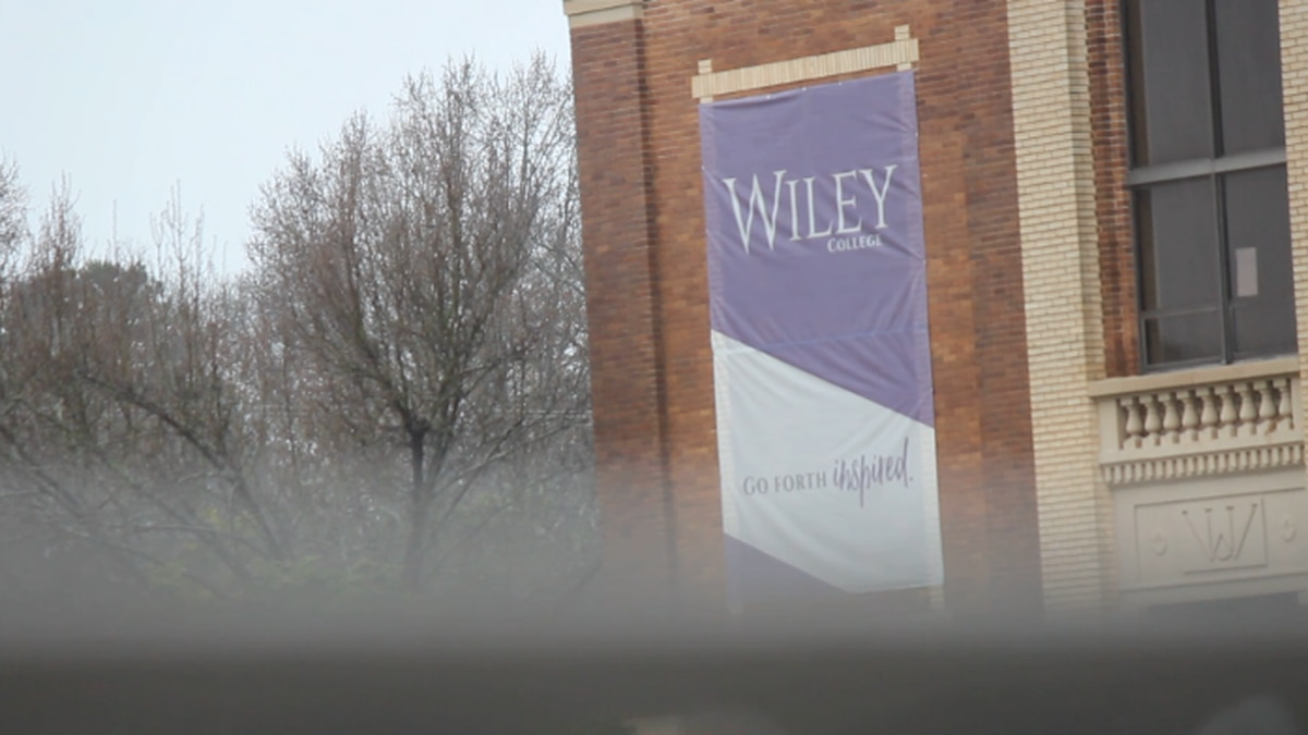 Wiley College, a smaller school of just 800 students in Marshall, Texas, is lowering the cost...
