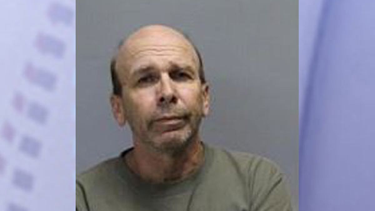 David Brown (Source: Tyler County Sheriff's Office)