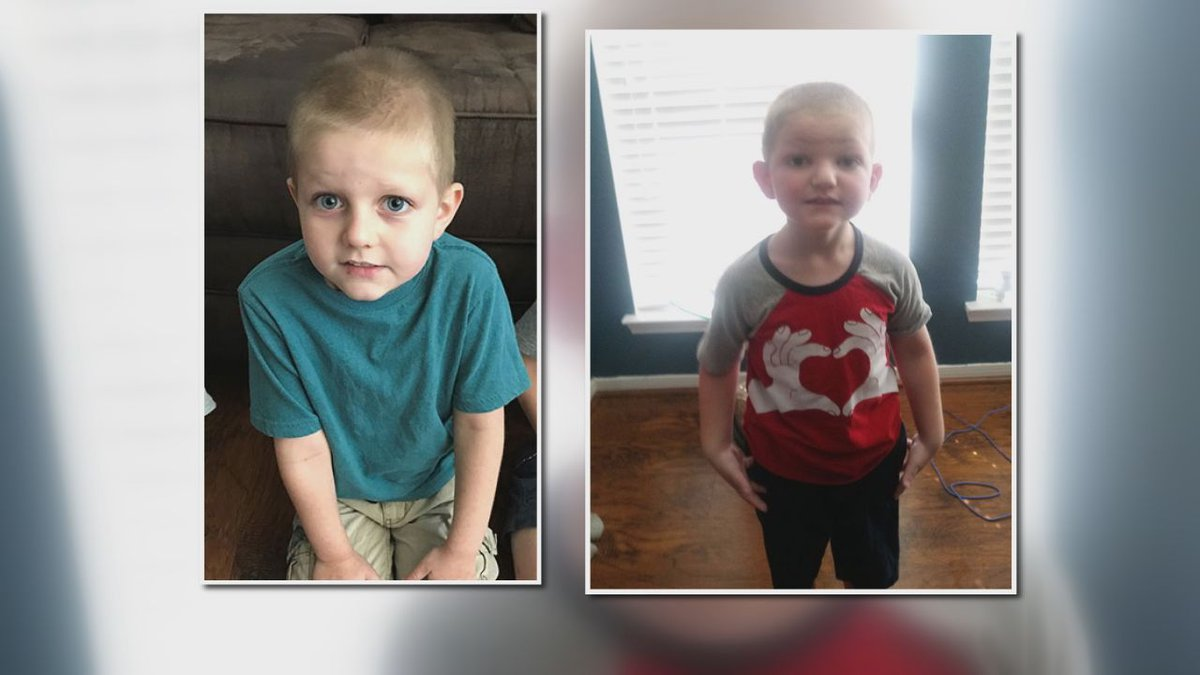 Shelby,7, William, 5, hopeful for family who will keep them together.