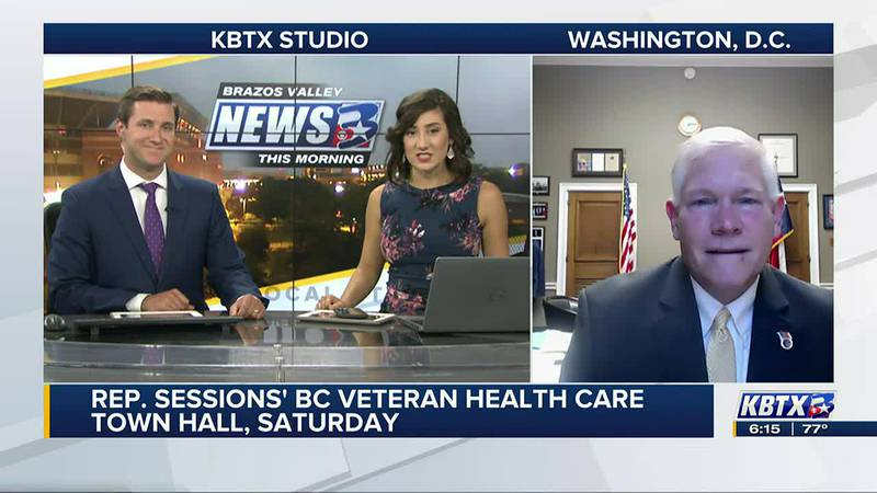 Rep. Sessions on BVTM
