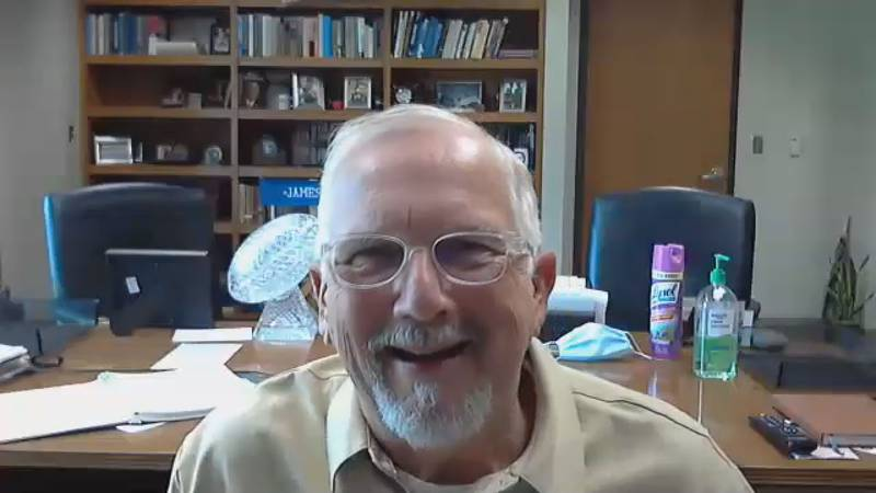 Dr. James Wilcox