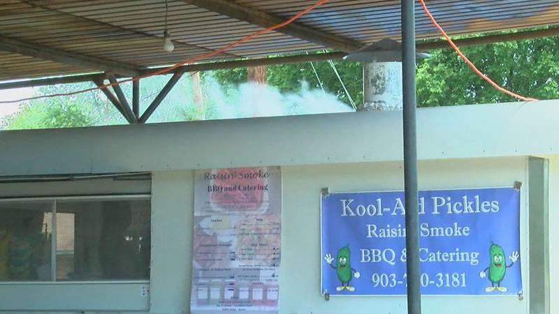 Raisin' Smoke BBQ & Catering in Kilgore