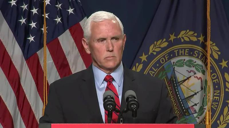 Former Vice President Mike Pence gave his most extensive comments to date on the events of Jan....