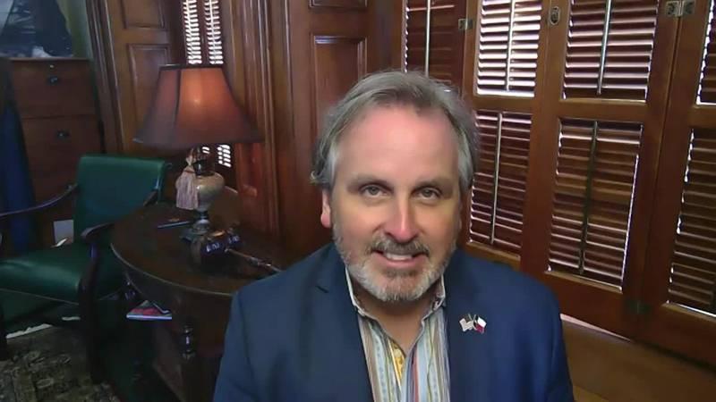Texas Sen. Bryan Hughes on special legislative session