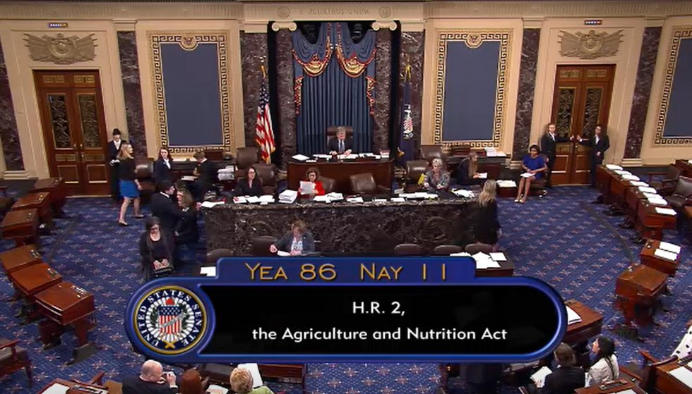 The 2018 Farm Bill passed out of the U.S. Senate on June 28, 2018. It received final passage by...