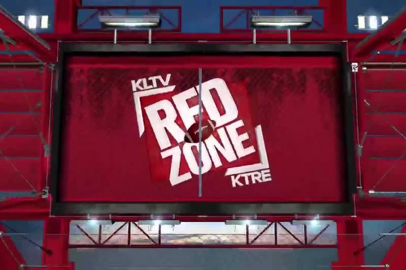 KLTV, KTRE Red Zone - Friday, WEEK 16, PART 2