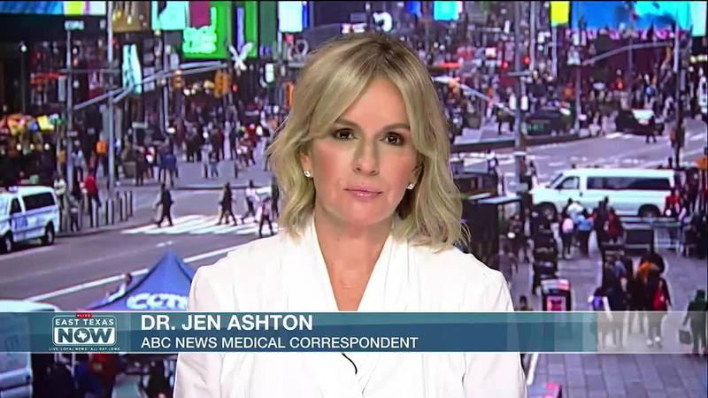 ABC News' Dr. Jennifer Ashton discusses vaccines approval for children, impact, goals