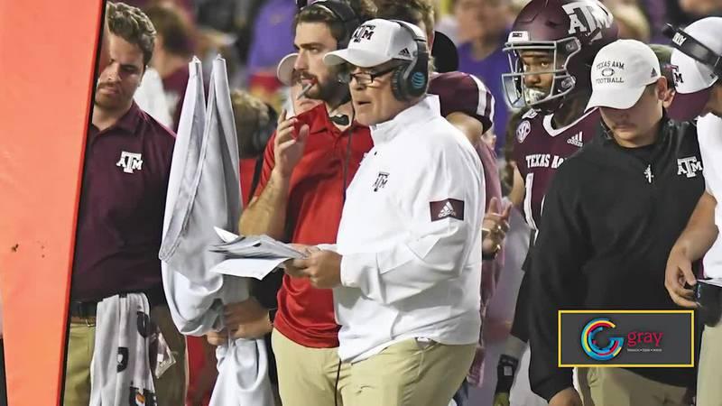 Texas A&M Head Coach