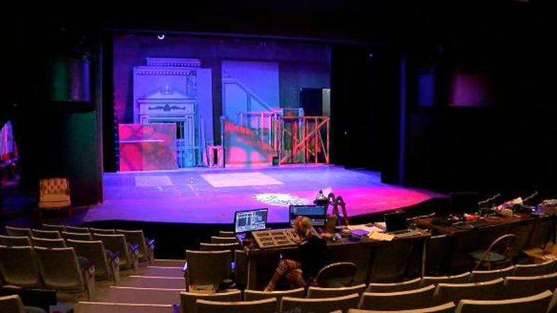 Alice Trent designed the lighting for the 2019 Texas Shakespeare Festival at Kilgore College....