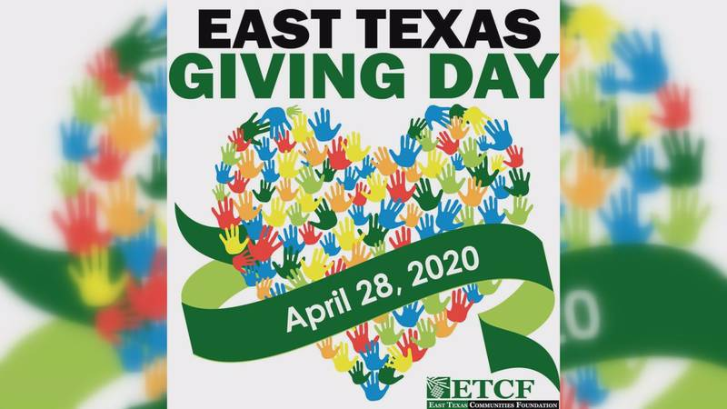 East Texas Giving Day focuses on COVID-19 immediate needs