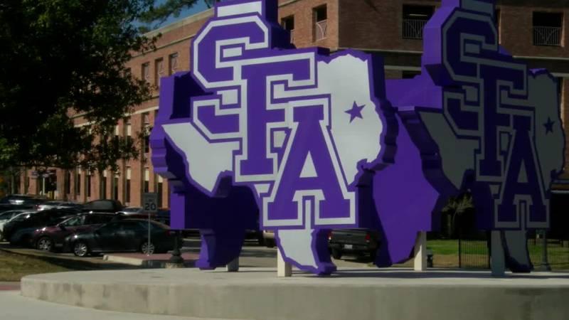 Webxtra: Increasing enrollment key topic for SFA regents meeting