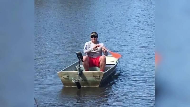 Fishing For Austin