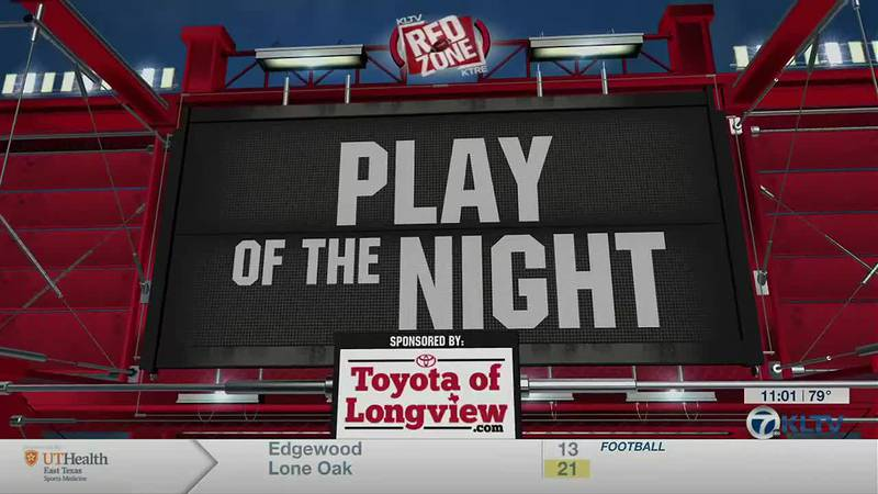 Week 4 Play of the Night