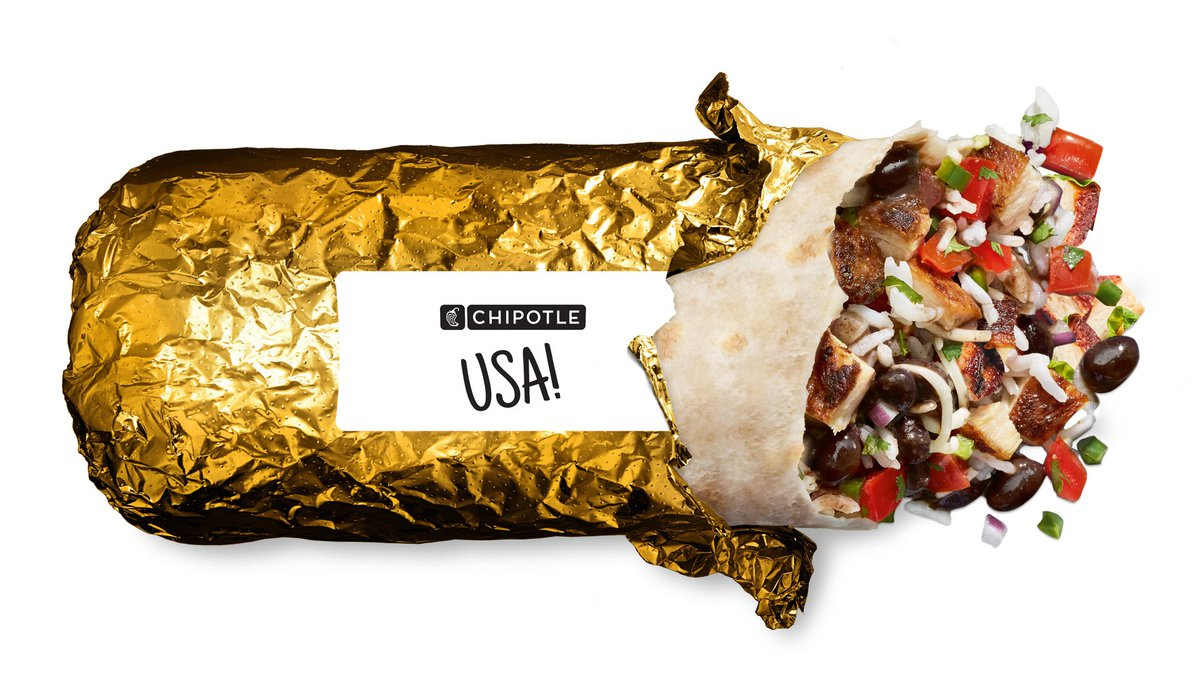 This is the first time the gold burritos are available nationwide since Chipotle celebrate its...