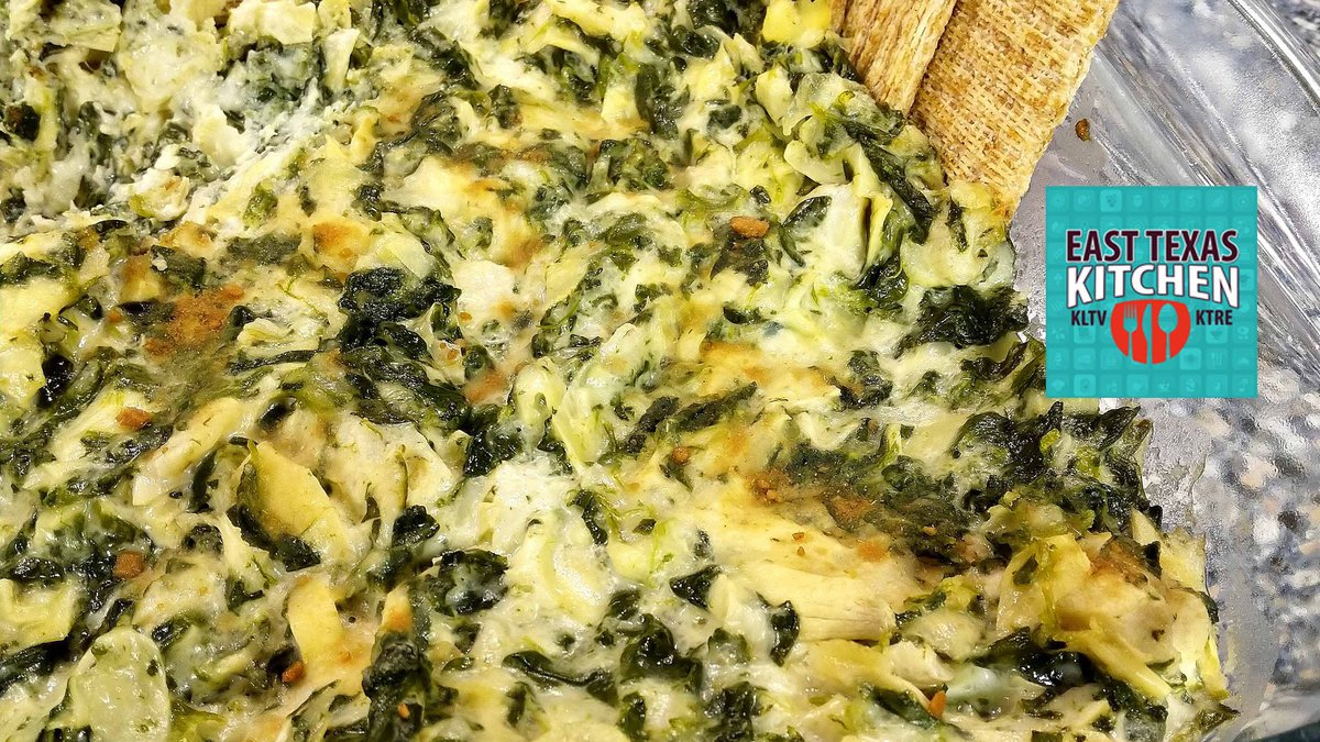 Spinach and Artichoke Dip by Dudley's Cajun Cafe