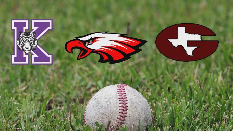 Kennard, Rusk, Garrison baseball
