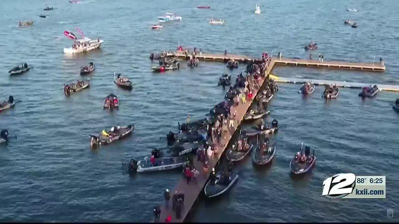 Basssmasters heads to Lake Ray Roberts