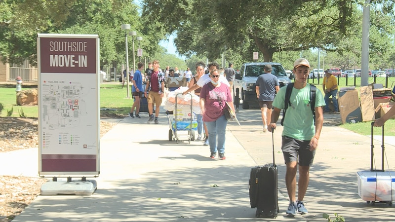As the newest Aggies begin to moving in to the residence halls ahead of the new school year,...