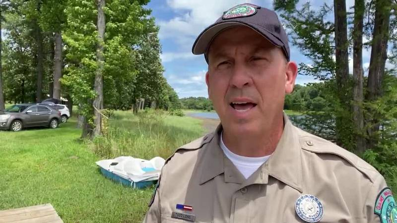 WebXtra: Game wardens patrol East Texas lakes enforcing boater safety