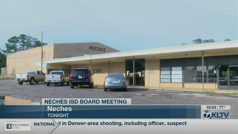 Neches ISD Board