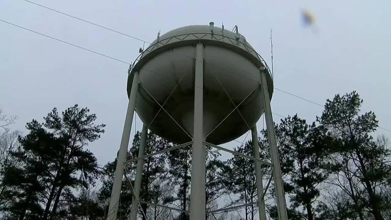 San Augustine Water