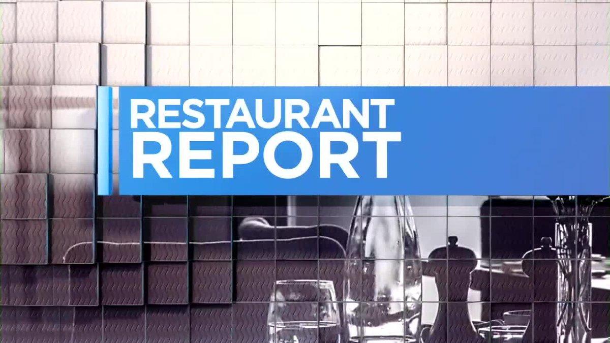 11/8 Restaurant Report