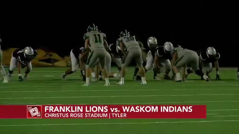 Week 16: Franklin vs Waskom