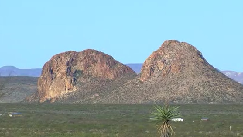 There are many travel treasures here in Texas, and one popular destination is from West Texas....