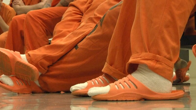 Inmate in Smith County Jail.