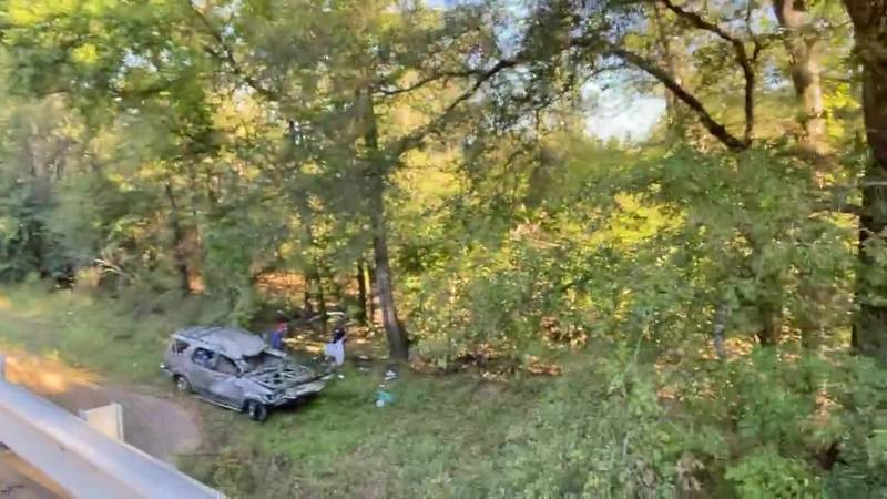 Motorists discovered a single vehicle fatal crash near Gladewater on Friday morning. A deceased...