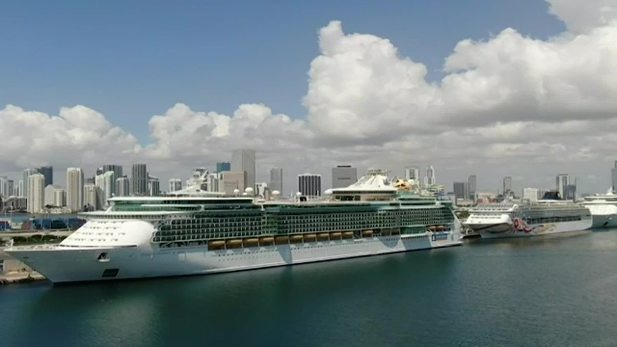 The lawsuit contends Florida's law jeopardizes safe operation of cruise vessels by increasing...