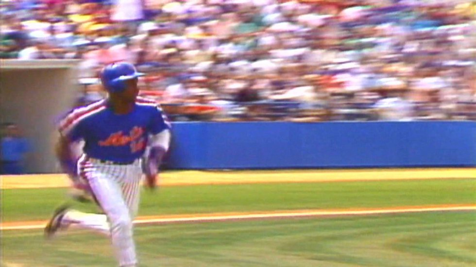 Strawberry was the National League Rookie of the Year in 1983 and won four World Series titles...