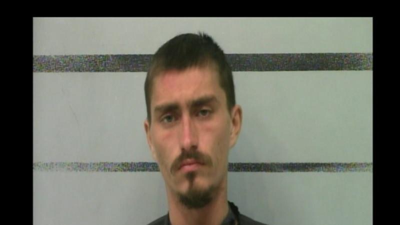 Nicolas Gonzales, 24, of Lubbock