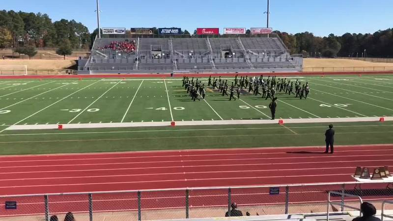 WEBXTRA: UIL marching competition